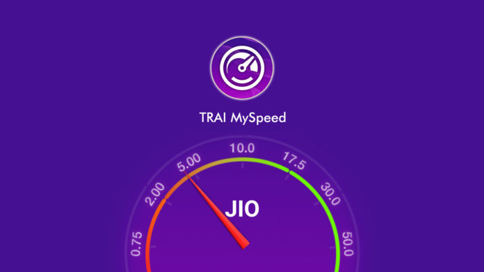 MySpeed TRAI